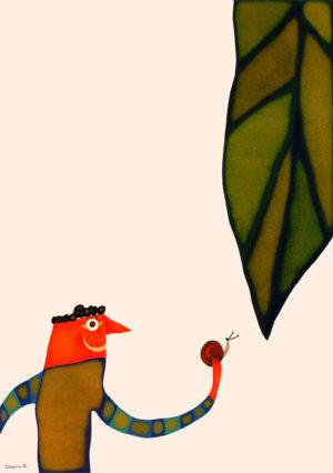「大きなカタツムリの話」イメージ