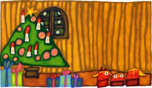 for 「Les étoiles de Noël」