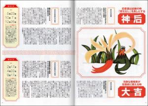 「星座強運占い」 CL:株式会社小学館 AD&D:三瓶紀世美 柳本理(スタジオギブ) 真方紀恵