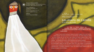 劇場プログラム CL:Théâtre de Villeneuve les Maguelone D:Martine Combréas